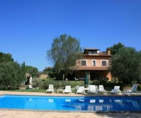 Corchiano Villa Sleeps 12 Pool WiFi