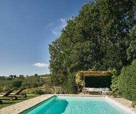 Fiano Villa Sleeps 10 Pool Air Con WiFi