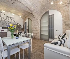 White flat Rione Monti