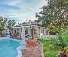 Seven-Bedroom Holiday Home in Fiumicino