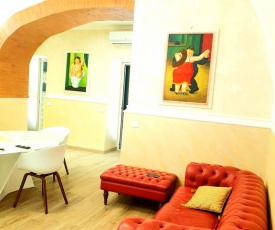 LUXURY APARTMENT TERRACINA FOR 4 PERSONS