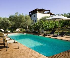 Vitorchiano Villa Sleeps 22 Pool Air Con WiFi