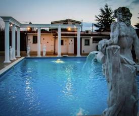 Modern Villa in Anzio Italy with Private Pool