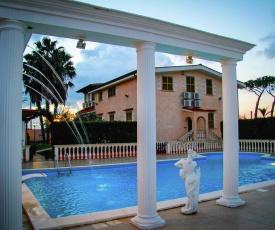 Spacious Villa in Anzio Italy with Private Pool