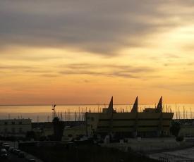 Casa vista mare vicino Porto Turistico Ostia