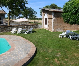 Charming Farmhouse in Bagnoregio Italy with Swimming Pool