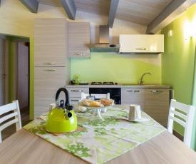 Il Sopracciglio Suites - Green Suite